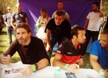 Andrej Babiš s Jágrem