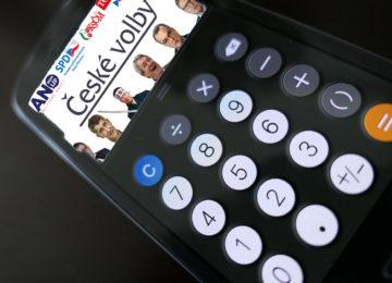 Volební kalkulačka 2017