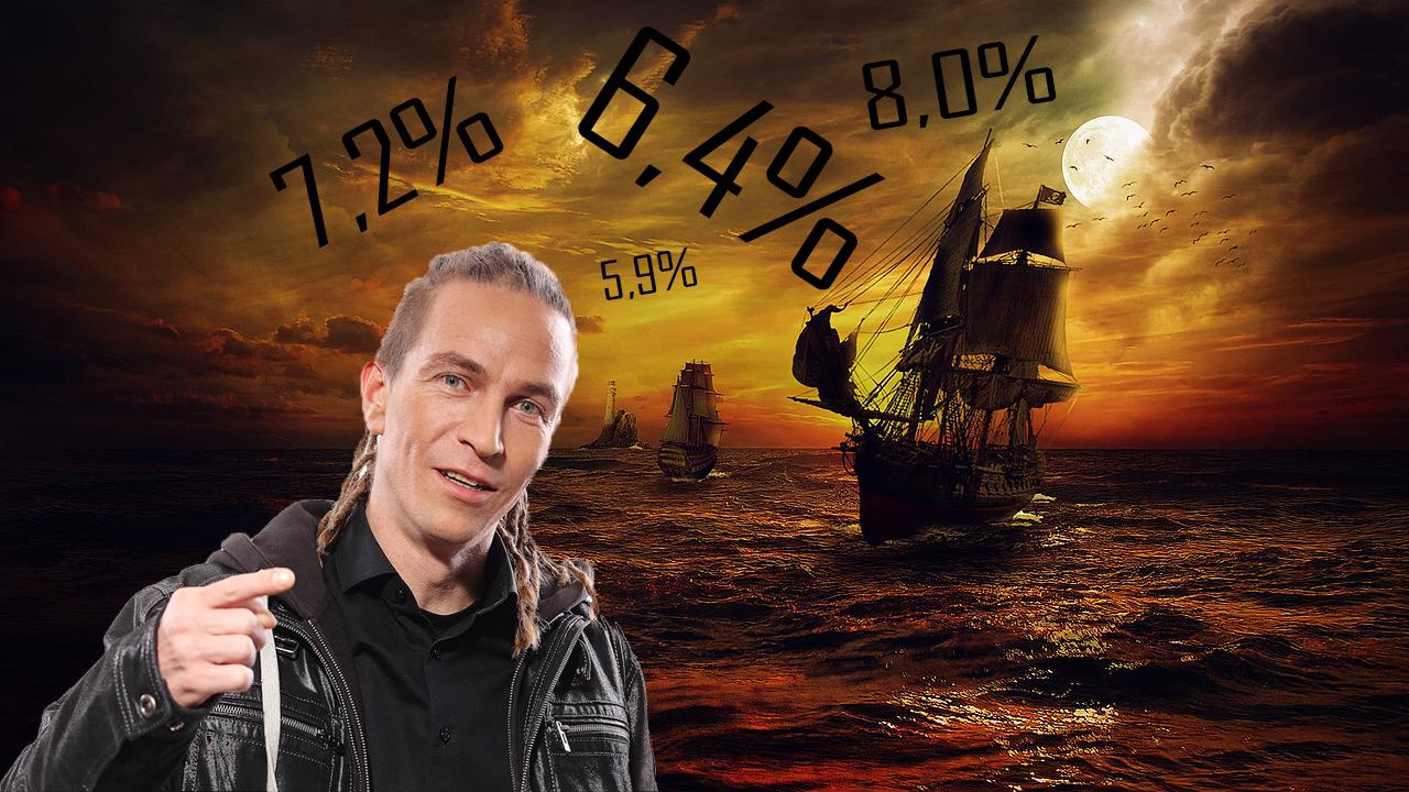 Piráti v Poslanecké sněmovně