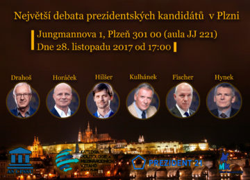 Debaty prezidentských kandidátů
