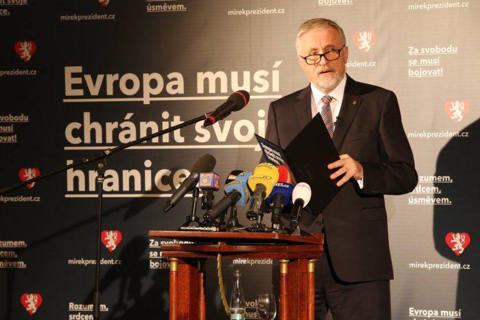 Nejdražší prezidentská předvolební kampaň Mirka Topolánka