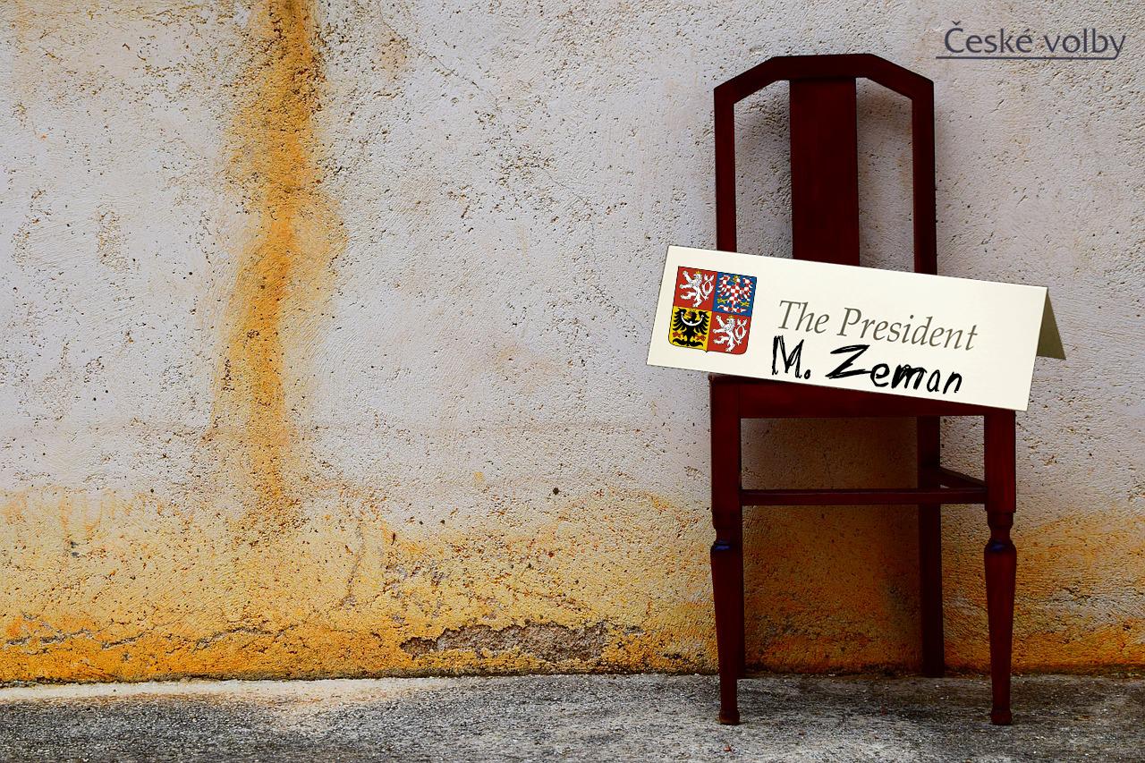 Účast současného prezidenta Miloše Zemana v prezidentských debatách