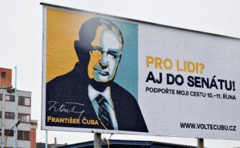 Druhé doplňující senátní volby v roce 2018 tentokrát ve Zlíně