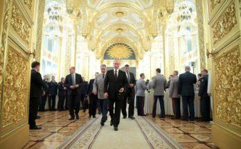 Ruské prezidentské volby 2018