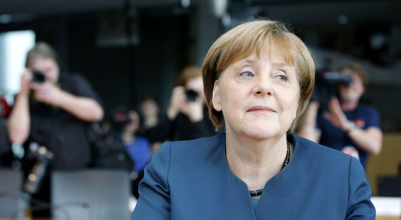 Výsledek německých voleb