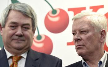 Nový předseda KSČM Josef Skála