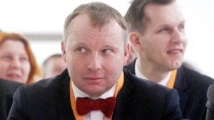 Ministr zahraničí Miroslav Poche