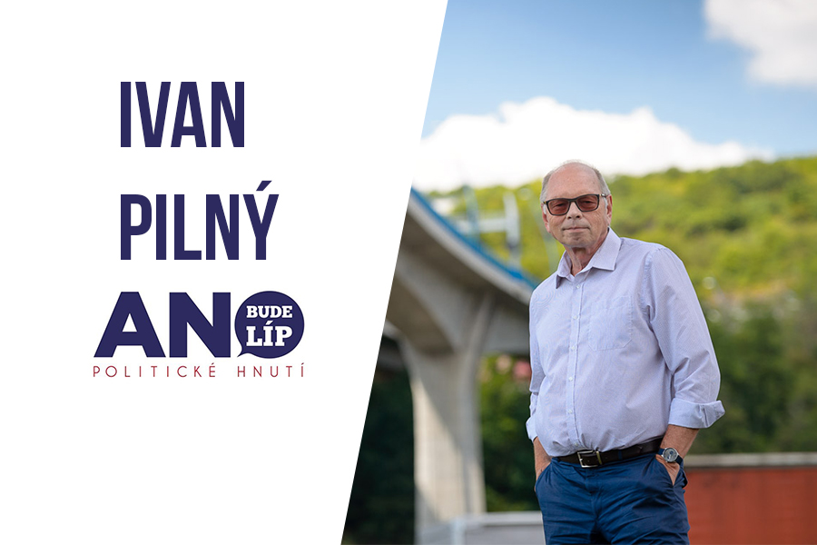 Ivan Pilný-kandidát na senátora