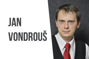 Jan Vondrouš hnutí ne-volit