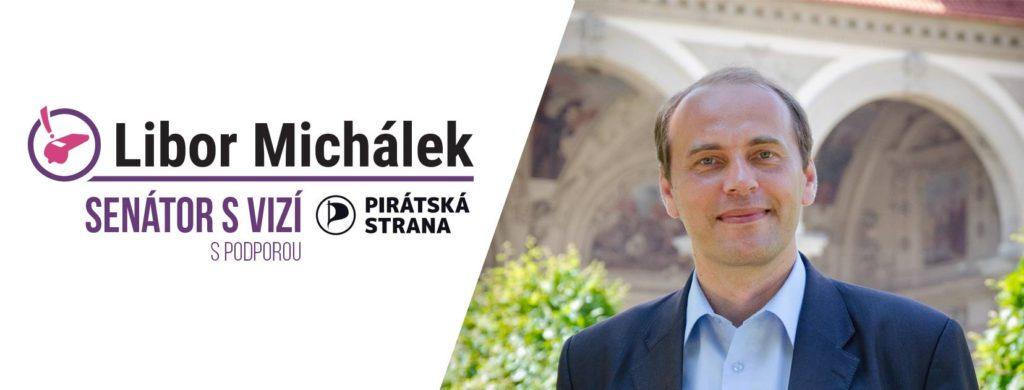 Libor Michálek protikorupční senátor