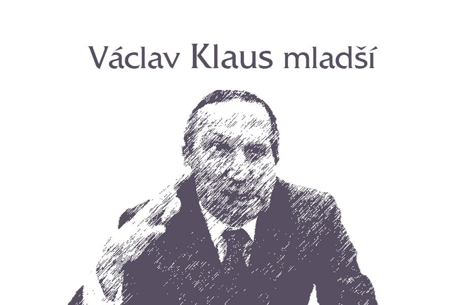Václav Klaus mladší influencer