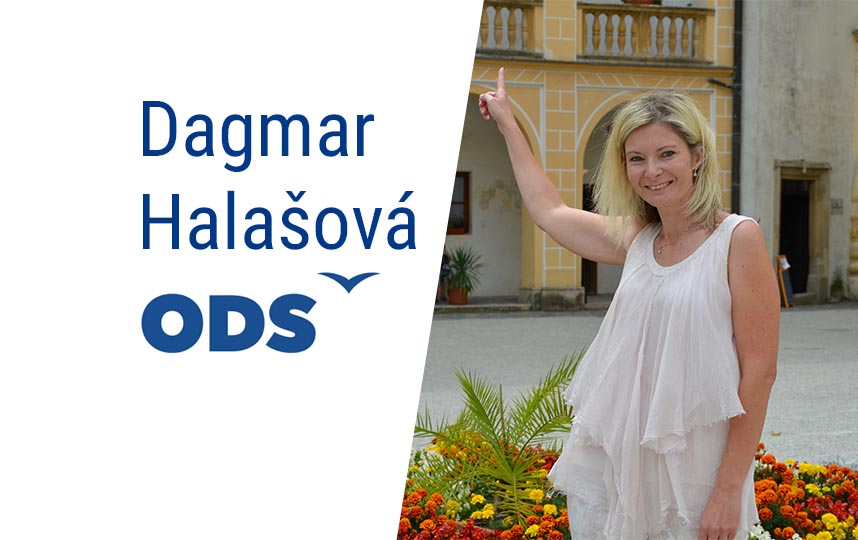 Dagmar halašová senát