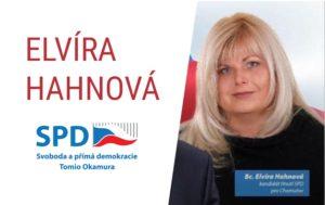 Hahnová SPD