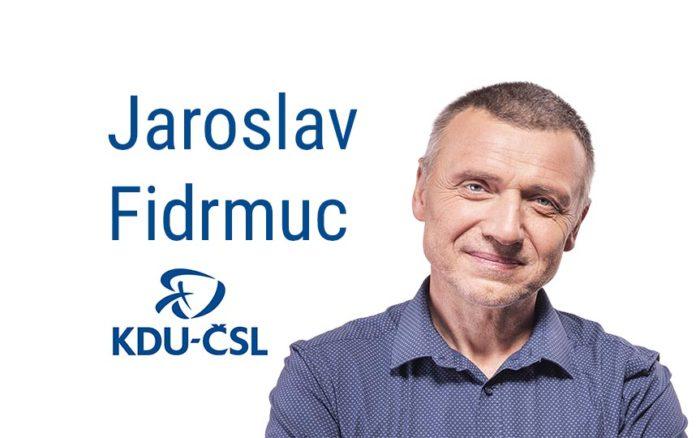 Fidrmuc senátní volby Prostějov