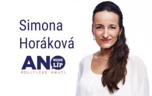 Simona Horáková ANO 2011