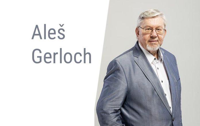 Aleš Gerloch kandidát do senátu