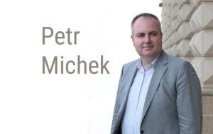 Petr Michek senát