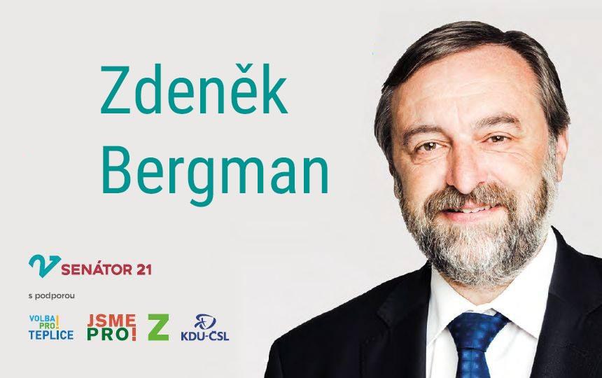 Zdeněk Bergman Teplice