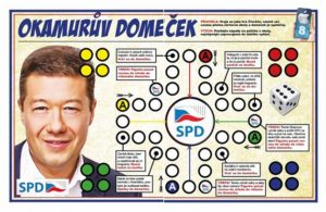 Okamurův domeček SPD