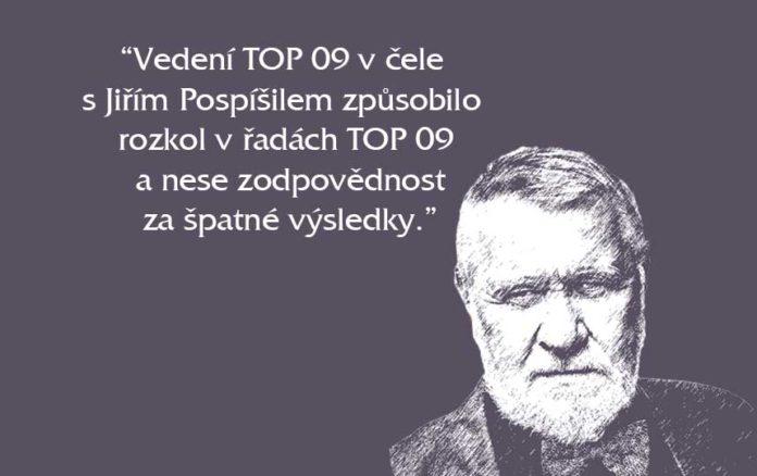 Štětina vs Pospíšil TOP 09