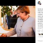 Babiš jde na ruku Merkelové