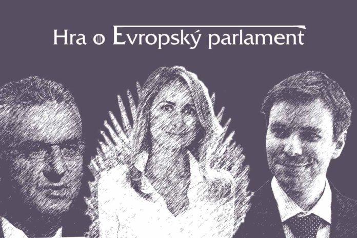 Politické strany kandidující do Evropského parlamentu 2019 | Lídři a názory