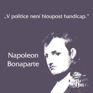 napoleon bonaparte citát