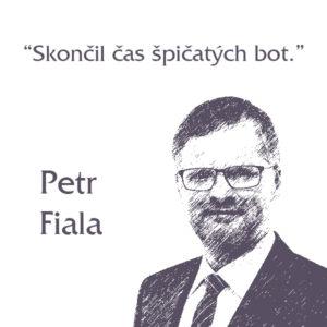 Petr Fiala citát