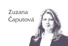 zuzana čaputová, první vítězka prezidentských voleb a prezidentka SK 2019