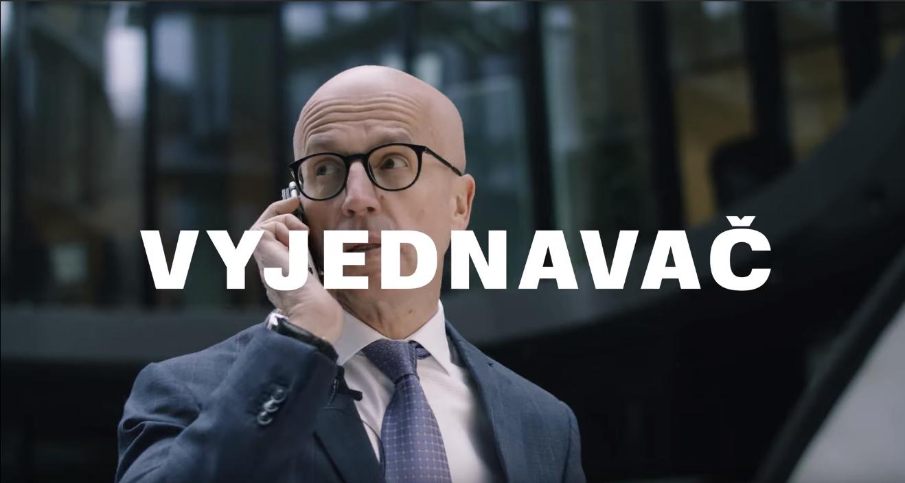 Akční spot Pavla Teličky před eurovolbami