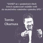 Tomio Okamura - citát politika