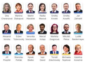 Poslanci Evropského parlamentu 2019-2024