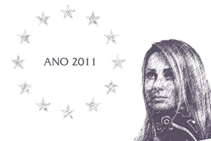 Dita Charanzová ANO 2011