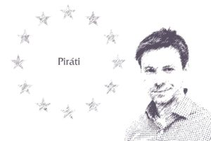 Marcel Kolaja europoslanec Piráti