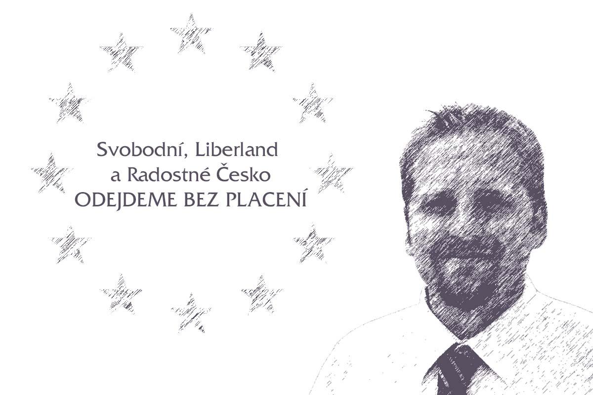 Vít Jedlička - Svobodní EU