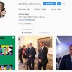 Andrej Babiš Instagram