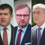 Lídři politických stran