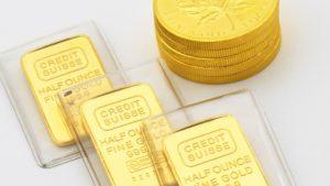 Investice do slitků drahých kovů