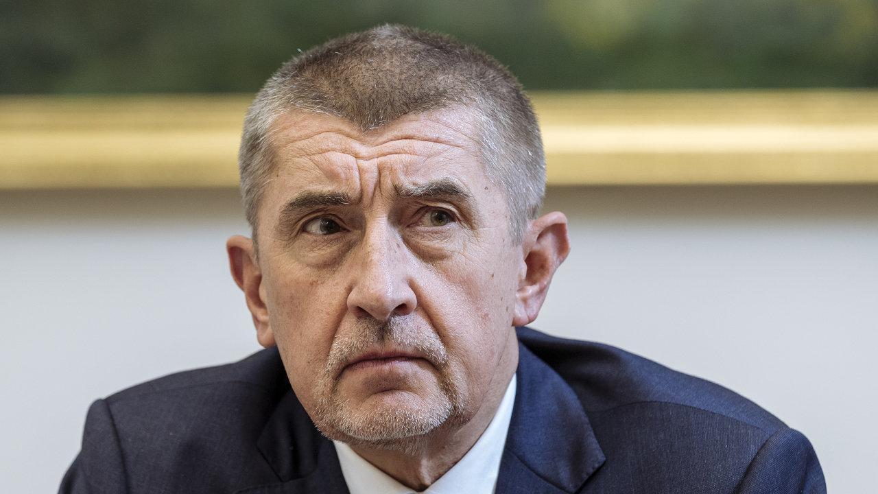Andrej Babiš korona